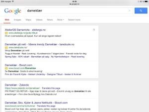 google HM